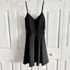 Black Dress From Papaya